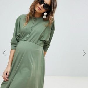 ASOS Maternity Batwing Skater Dress